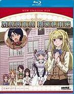 MARIA HOLIC - BLU RAY - Region A - Sealed