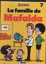 MAFALDA 7. La Famille  de Mafalda. QUINO. Glénat 1983. EO - Neuf