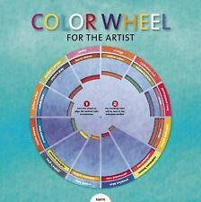 Color Wheels for the Artist by Dominic Couzens (2011, Paperback)