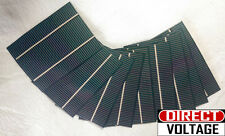 2 PCS Solopower SP3  1.25 Watt Lightweight Thin Flexible CIGS Solar Cell.