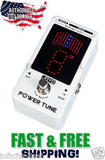 New JOYO JF-18R Power Tune Digital Tuner Power Supply in One Effects Pedal