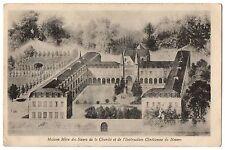 CPA 58 - NEVERS (Nièvre) - Maison Mère des Soeurs de la Charité et de l'Instruct