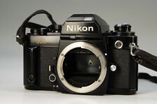 Nikon FA Body Black Film Camera AS-IS Free Shipping 625k12