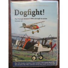 Dogfight Collection of WW1 Aircraft Air Show DVD Great ID Study see trailer