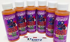 Power Plus Lubricants (6) Groovy Grape Fuel Fragrance for Car, Motorcycle, ATV