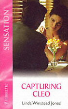 Capturing Cleo (Sensation) Linda Winstead Jones Very Good Book