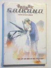 "New Saikano ""She the Ultimate Weapon"" Complete 2-DVD Eps 1-13 Anime Series"