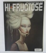 Hi Fructose magazine back issue Vol. 13 2009 Christopher Burch Kris Kuksi