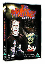 The Munsters' Revenge (DVD, 2011) SKU 2462