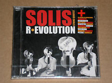 SOLIS STRING QUARTET (JOVANOTTI, BATTIATO, CONSOLI) - R-EVOLUTION - CD SIGILLATO