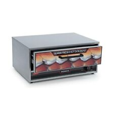 "NEMCO 23"" HOT DOG BUN WARMER FIT MODEL 8027 WITH 32 BUN CAPACITY - 8027-BW-220"
