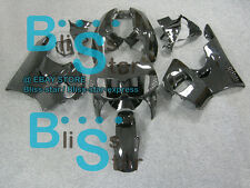 All Black ABS Fairing Kit Plastic Set HONDA CBR900RR CBR893RR 1996-1997 13 C6
