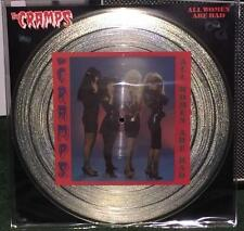 (PICTURE DISC) THE CRAMPS - ALL WOMEN ARE BAD (ENIGMA 1990)