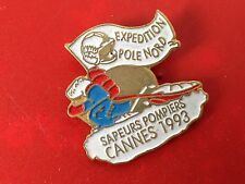 pins pin pompier fire cannes