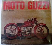 MOTO GUZZI MARIO COLOMBO MOTORCYCLE BOOK