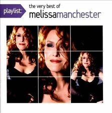 Manchester, Melissa-Playlist: The Very Best Of Melissa Manch  CD NEW