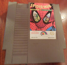 Spider-Man: Return of the Sinister Six (Nintendo Entertainment System, 1992)