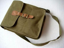 MILITARY WWII WW2 GERMAN ARMY MAP CANVAS CASE BAG SHOULDER POUCH