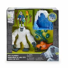 Animal Planet Yeti Playset NEW SEALED