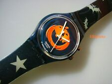 "SWATCH: ""HAPPY NIGHTMARE"" HALLOWEEN-SPECIAL *NEU / TOP-RARITÄT!*"