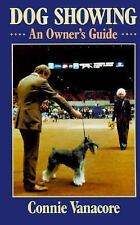 Dog Showing: An Owner's Guide-ExLibrary
