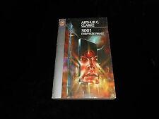 Arthur C Clarke : 3001 l'Odyssée finale Editions J'ai Lu 1999