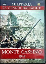 Monte Cassino 1944 Dvd Militaria Le Grandi Battaglie