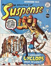 Amazing Stories of Suspense No.140 - Early Jack Kirby story 1970s?