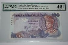 (PL) RM 100 ZC 6194150 PMG 40 EPQ AZIZ TAHA 5TH SERIES REPLACEMENT NOTE