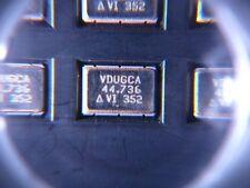 VECTRON VDUGCA-44.7360MHz VCXO 3.3V CMOS TTL 50ppm **NEW** 10/PKG