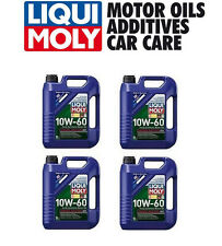 20-Liters Lubro Moly 2024   10W-60; Fully Synthetic  Race Tech Engine Oil