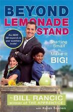 Beyond the Lemonade Stand-ExLibrary