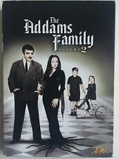 THE ADDAMS FAMILY - Volume 2 - Region 1 - DVD