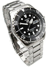 SEIKO Automatic SUBMARINER 23 JEWELS100m WATER RESISTANT SNZF17J1 Made in Japan