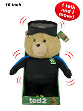 "TED 2 - Ted 16"" Animated Plush Scuba Outfit with Sound by Commonwealth #NEW"