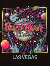 VINTAGE HARD ROCK HOTEL LAS VEGAS T SHIRT XL