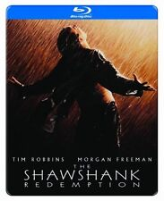 The Shawshank Redemption (Blu-ray, Canadian steelbook, Tim Robbins) RegionFREE