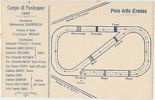 CAMPO DI PORDENONE - PISTA DELLA COMINA 1907 - CAVALLERIA