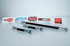 GEAR LINK ROD KIT 3PC FOR PEUGEOT 206 1.9D 2.0 HDI NEW LINKAGE SET RODS DIESEL l