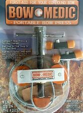 BowMedic portable bow press for compound bows