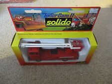 Solido Toner Gam II Mercedes Nacelle #3108 MIB See My Store