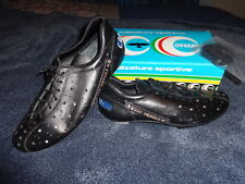 SCARPE CICLISMO VINTAGE CARLO CORVARO PER EDDY MERCKX SHOES CYCLING LEATHER