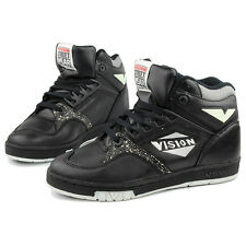 VISION FLYING V HIGH TOPS SNEAKERS -US 7/EU 39-NOS-OLD SCHOOL-VINTAGE SKATEBOARD