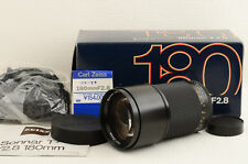 Contax Carl Zeiss T* Sonnar 180mm f/2.8 MMJ [Very good] from Japan (03-G36)