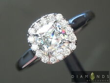 .72ct G SI1 Old Mine Brilliant Diamond Halo Ring R5960 Diamonds by Lauren