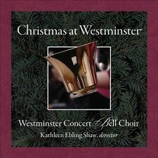 Christmas at Westminster: Westminster Concert Bell Choir, New Music