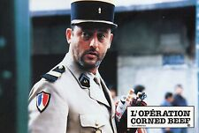 JEAN RENO L'OPERATION CORNED BEEF 1990 PHOTO D'EXPLOITATION VINTAGE N°5