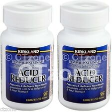 190 Kirkland Maximum Strength Acid Reducer Ranitidine 150 mg 190 Tablets