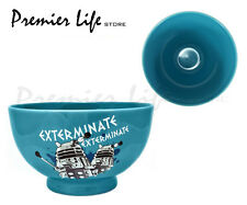 Dr Who Dalek Exterminate Ceramic Bowl - Doctor Who Dalek Cereal / Breakfast Bowl