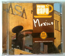 NU CAFE MEXICO - AMBIENT MUSIC NATIVE SOUNDS - CD NEUF